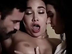 Mom and daddy gives daughter first fuck of her life