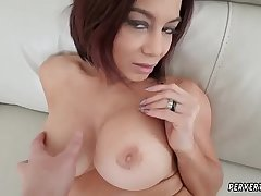 Step mom birthday virtual and old gets fucked by comrade'_ pal first