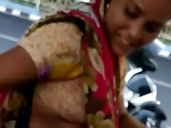 Coetaneous video of nice and sweet woman
