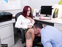 BANG Confessions Tana Contestants finds herself an office fuck buddy