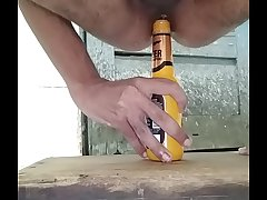 ass fucked at the end of one's tether bottle