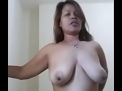 Naked Indonesian maid, iis wahyuni