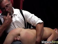 Gay mormons nuisance spanked