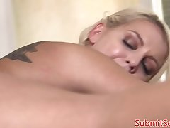 Anally hardfucked MILF gets dominated