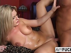 Avy Scott takes on a big cock