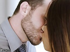 EroticaX James Deen Penetrates His Latina Teen Maid!