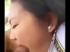 Pinay Teen Cum In The Mouth