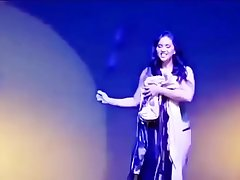 Pakistani girl removing her clothes on stage / Follow this Link be incumbent on more Fucking videos http://zipansion.com/2pYYH