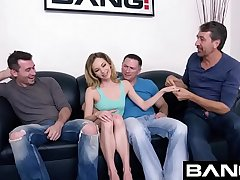 Jewish gang bang dp casting Angel Smalls
