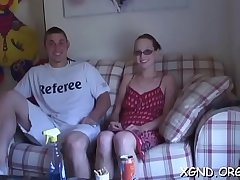 Teen loves nothing greater amount about to a monster cock not far from her recent cunt