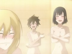 Hentai Bathing Girls 2
