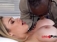 Cock Hungry Milf Chessie Kay Fucked Balls Deep By Doc'_s Huge Black Learn of GP112