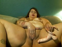 Onyx misses her Step Dad - BBW PAWG