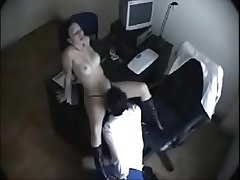 Fucking my girfriend on the table