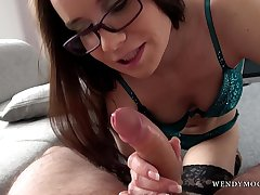 Wendy Moon Wants a Rod in her Pussy, but She Needs It in her Mouth Too