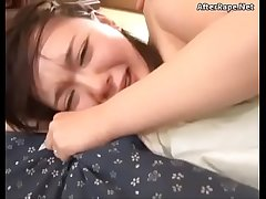 Japanese Girl Forced Crying