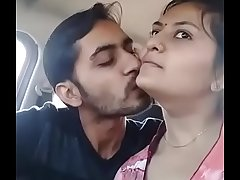 Indian kissing