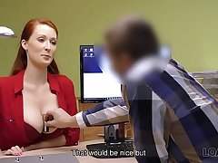 LOAN4K. Loan porn be advisable for Isabella Lui who hypnotizes manager with tits