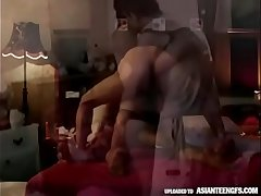 Asian homemade porn with sexy girlfriends